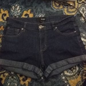 Hype Jean shorts